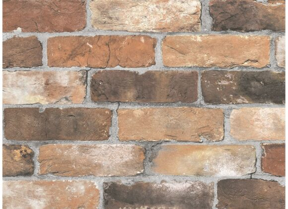 Bricks Dusty Orange